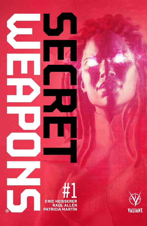(USE JUN178543) SECRET WEAPONS #1 (OF 4) CVR A ALLEN