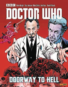 DOCTOR WHO TP DOORWAY TO HELL (C: 0-1-0)