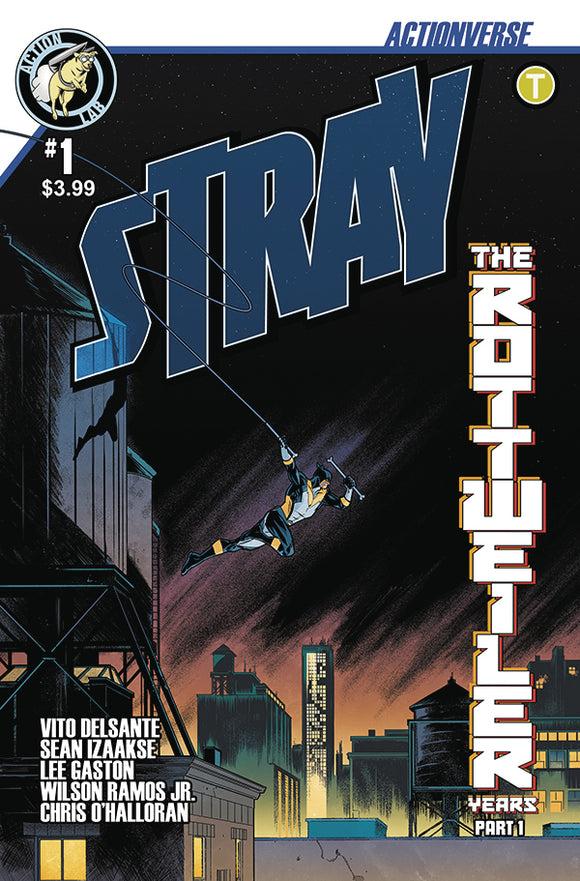 ACTIONVERSE ONGOING #1 STRAY CVR A IZAAKSE