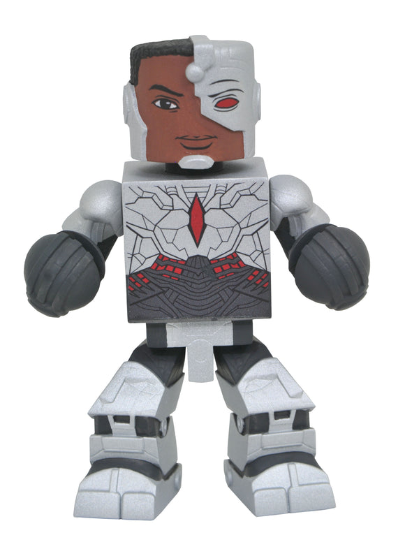 JUSTICE LEAGUE MOVIE CYBORG VINIMATE (C: 1-1-2)