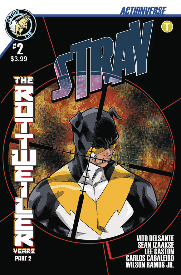 ACTIONVERSE ONGOING #2 STRAY CVR A IZAAKSE