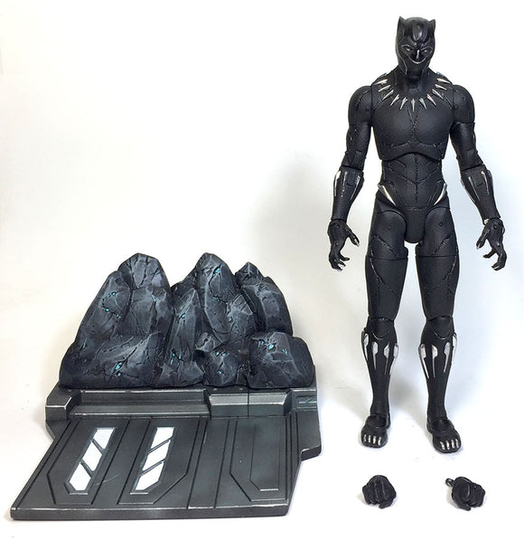 MARVEL SELECT BLACK PANTHER MOVIE AF (C: 1-1-2)