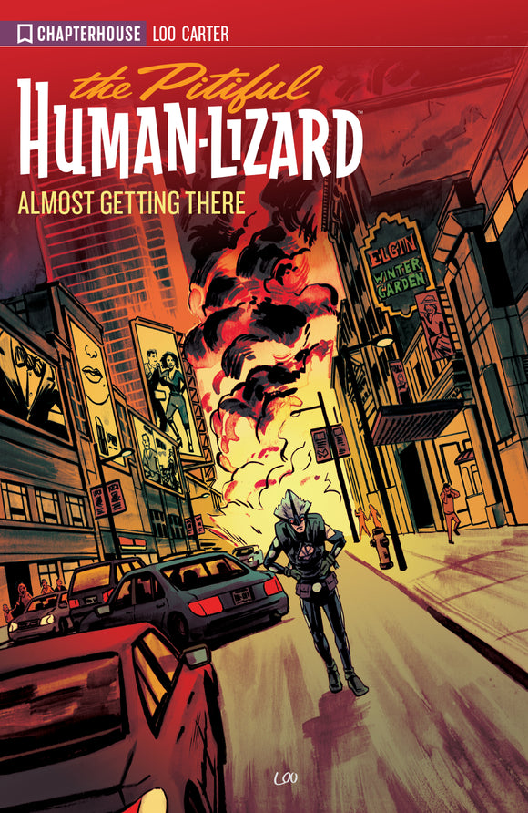 PITIFUL HUMAN LIZARD TP VOL 03 ALMOST GETTING THERE (RES)