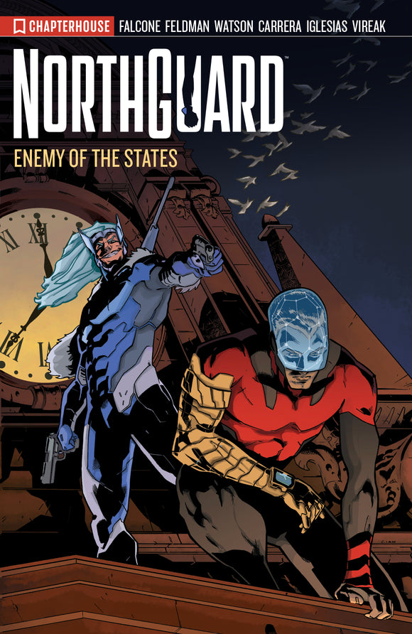 NORTHGUARD TP VOL 02 ENEMY OF THE STATES (RES)
