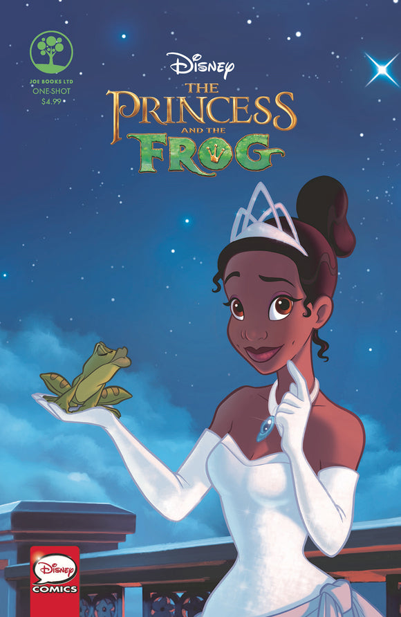 DISNEY PRINCESS AND THE FROG ONE SHOT