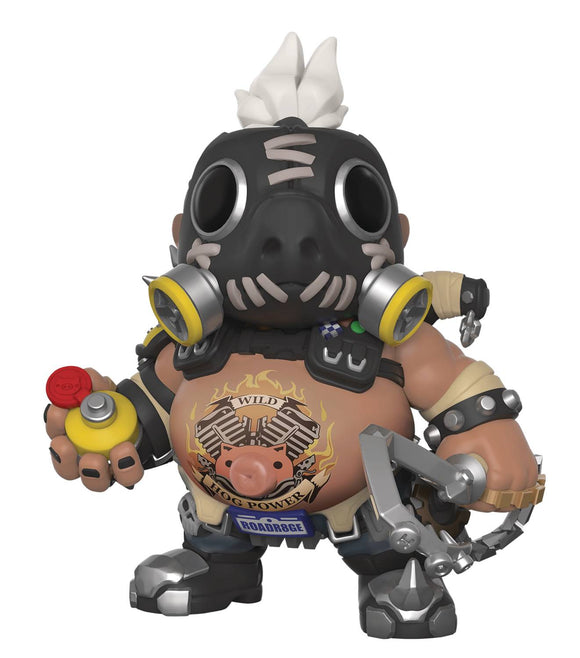 POP OVERWATCH ROADHOG 6IN VINYL FIG