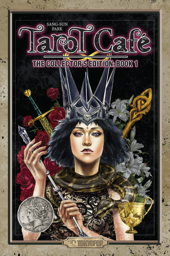 TAROT CAFE MANGA COLLECTION GN VOL 01 (C: 0-0-1)