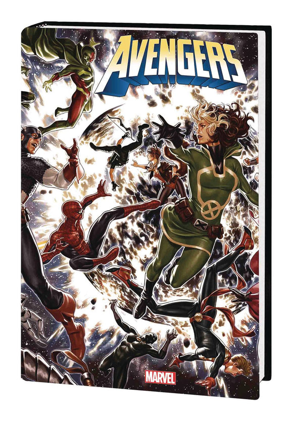 AVENGERS NO SURRENDER HC