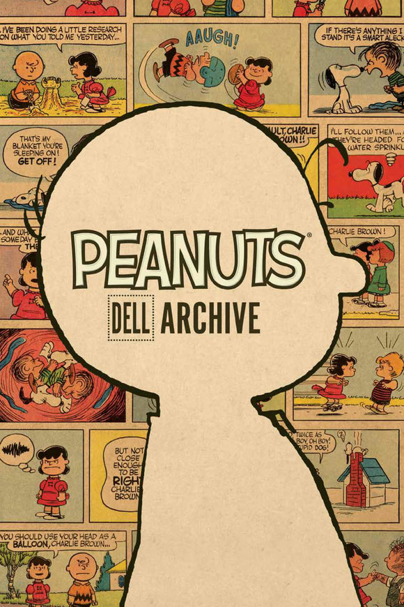 PEANUTS DELL ARCHIVE HC VOL 01 (C: 1-1-2)