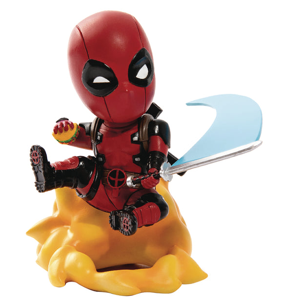 MARVEL COMICS MEA-004 DEADPOOL AMBUSH PX FIG (C: 1-1-2)
