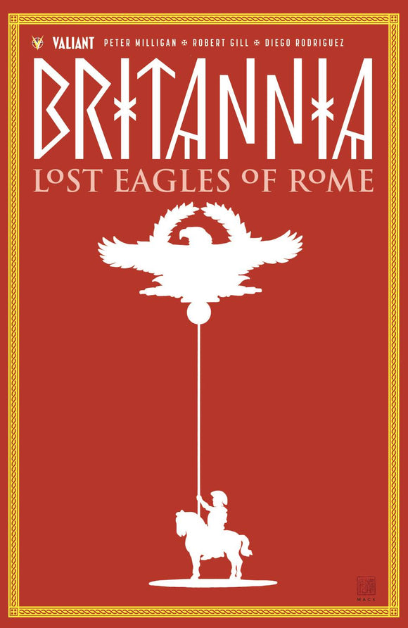 BRITANNIA TP VOL 03 LOST EAGLES OF ROME (C: 0-1-2)