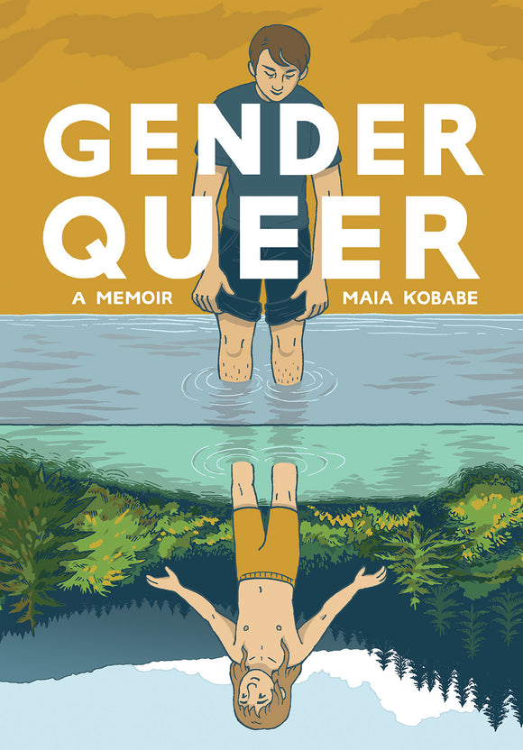 GENDER QUEER MEMOIR GN