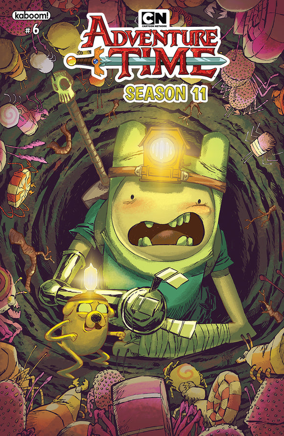 ADVENTURE TIME SEASON 11 #6 MAIN (C: 1-0-0)