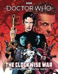 DOCTOR WHO TP CLOCKWISE WAR (C: 0-1-0)