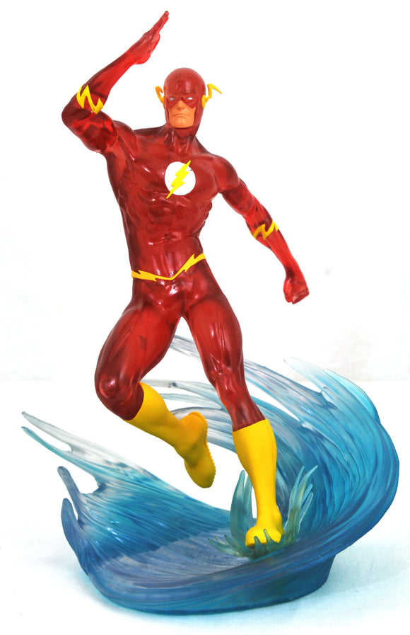 SDCC 2019 DC GALLERY SPEED FORCE FLASH PVC STATUE (C: 1-1-2)