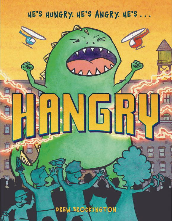 HANGRY YR GN (C: 0-1-0)
