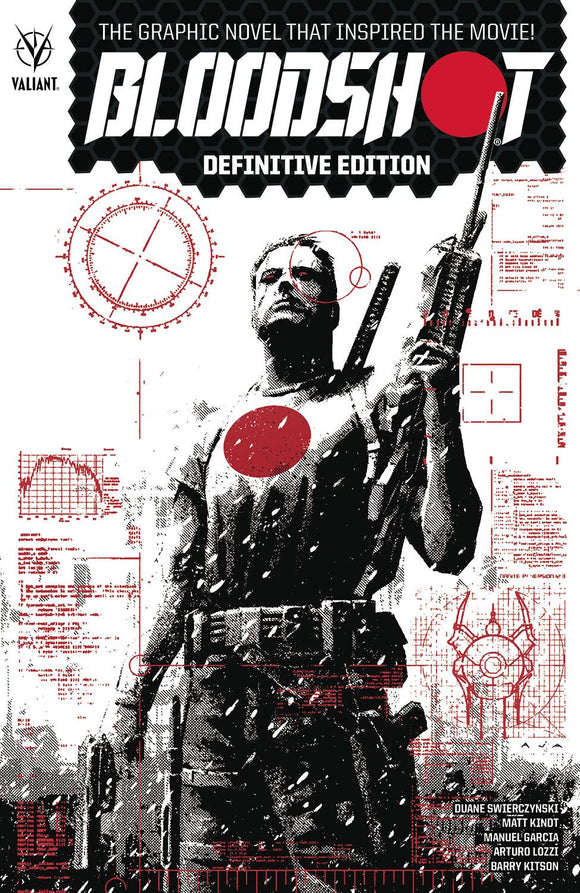 BLOODSHOT TP DEFINITIVE EDITION (C: 0-1-2)