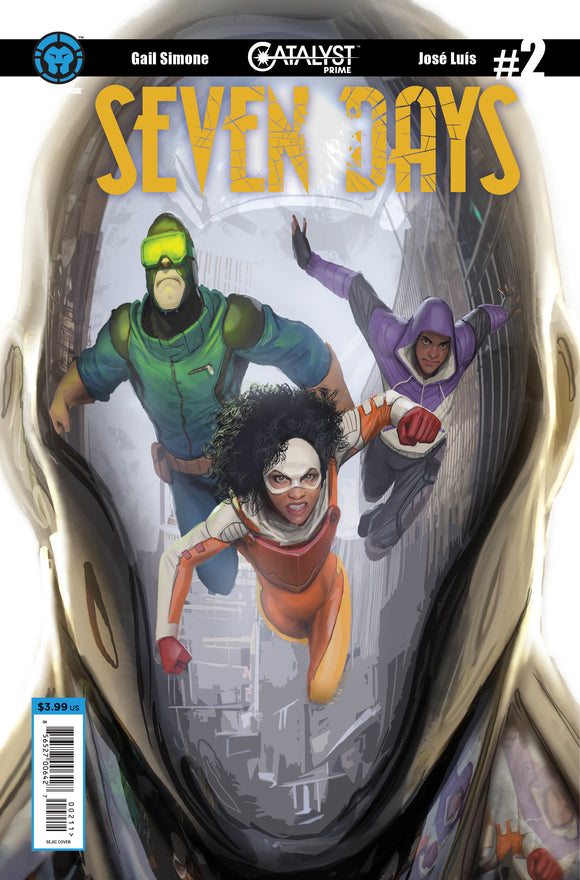 CATALYST PRIME SEVEN DAYS #2 (OF 7) MAIN CVR (RES)