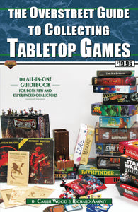 OVERSTREET GUIDE SC SGN ED COLLECTING TABLETOP GAMES