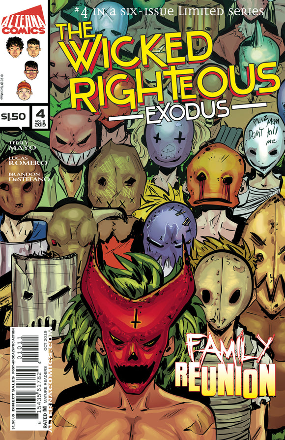WICKED RIGHTEOUS VOL 2 #4 (OF 6) (MR)