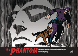 PHANTOM COMP DAILIES HC VOL 18 1962-1964 (C: 0-1-0)