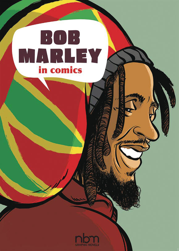BOB MARLEY IN COMICS HC (C: 0-1-1)