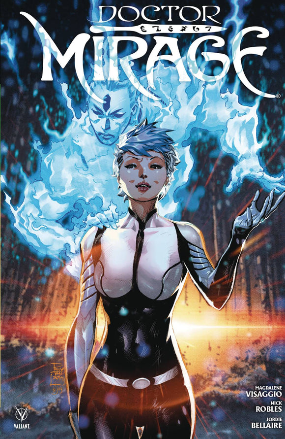 DOCTOR MIRAGE TP VOL 01 (C: 0-1-2)
