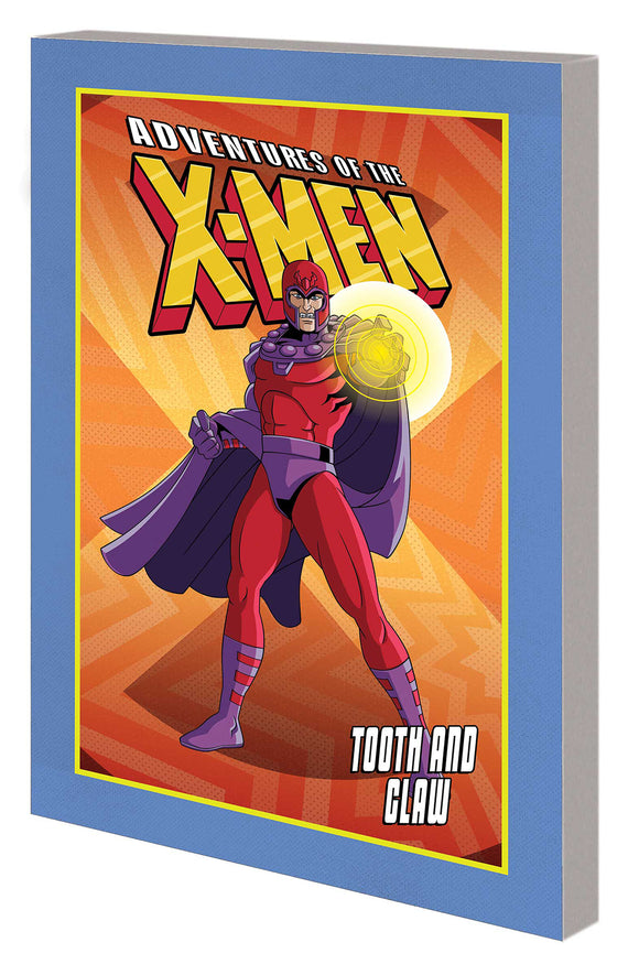 ADVENTURES OF X-MEN GN TP TOOTH & CLAW