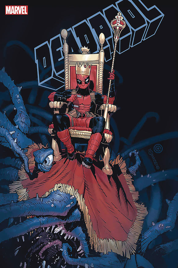 DF DEADPOOL #1 SGN BACHALO