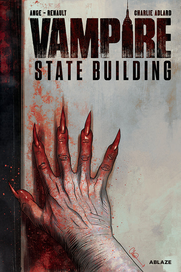 VAMPIRE STATE BUILDING HC GN