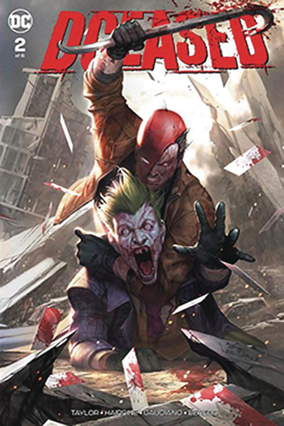 DF DCEASED #2 MIDTOWN LEE EXC CONNECTING VAR