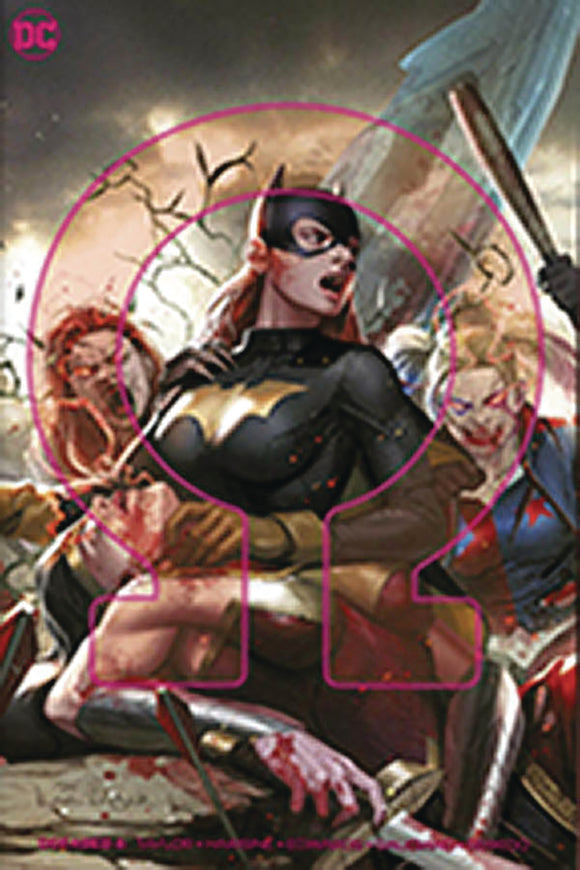 DF DCEASED #6 MIDTOWN LEE EXC CONNECTING VAR