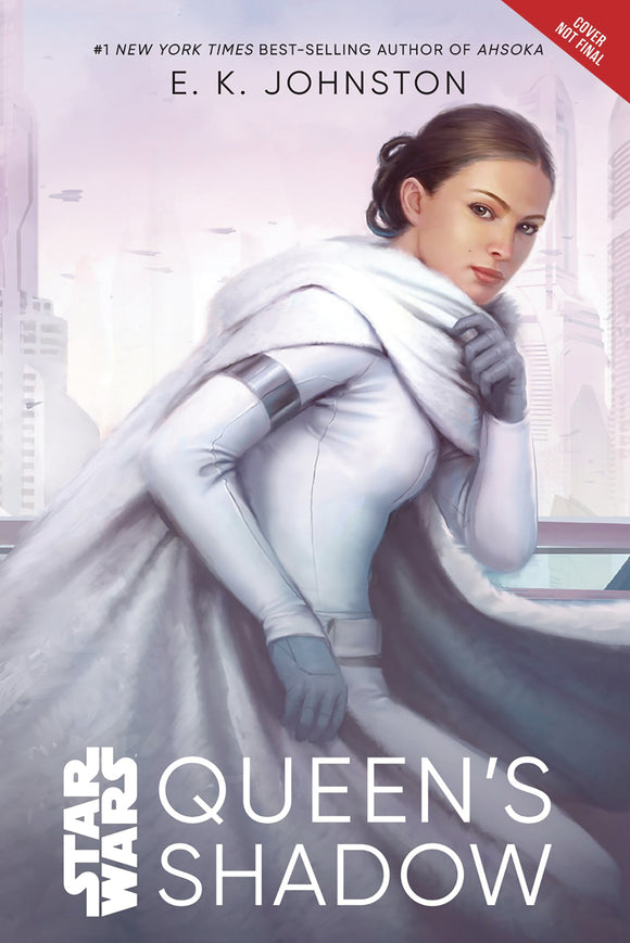 STAR WARS QUEENS SHADOW SC NOVEL (C: 0-1-0)