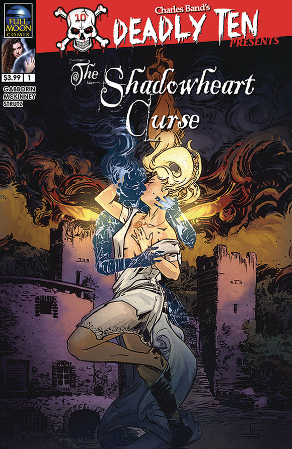 DEADLY TEN PRESENTS SHADOWHEART CURSE CVR A STRUTZ (MR)