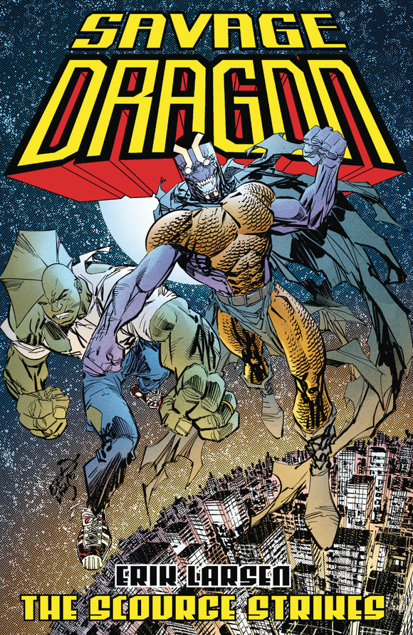 SAVAGE DRAGON SCOURGE STRIKES TP (MR)