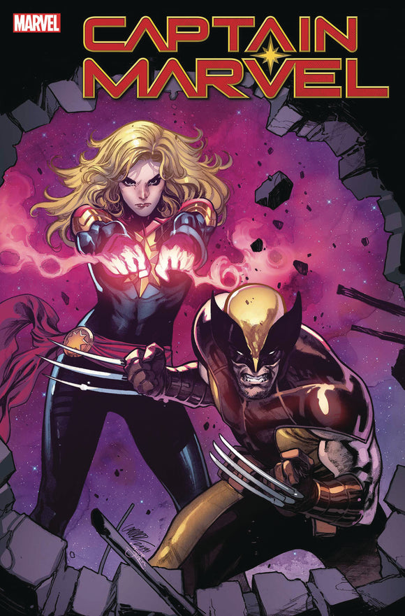 CAPTAIN MARVEL #17