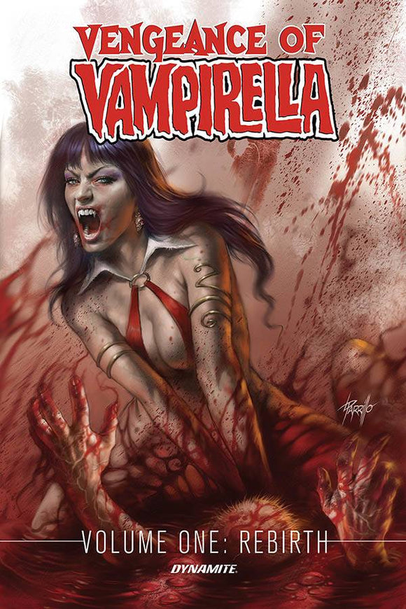 VENGEANCE VAMPIRELLA TP VOL 01 REBIRTH