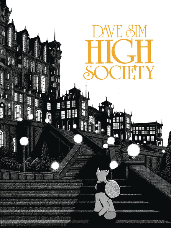 CEREBUS TP VOL 02 HIGH SOCIETY REMASTERED ED NEW PTG