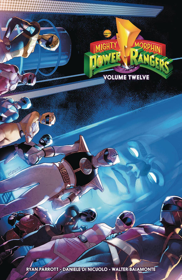 MIGHTY MORPHIN POWER RANGERS TP VOL 12 (C: 1-1-2)