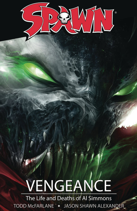 SPAWN VENGEANCE TP
