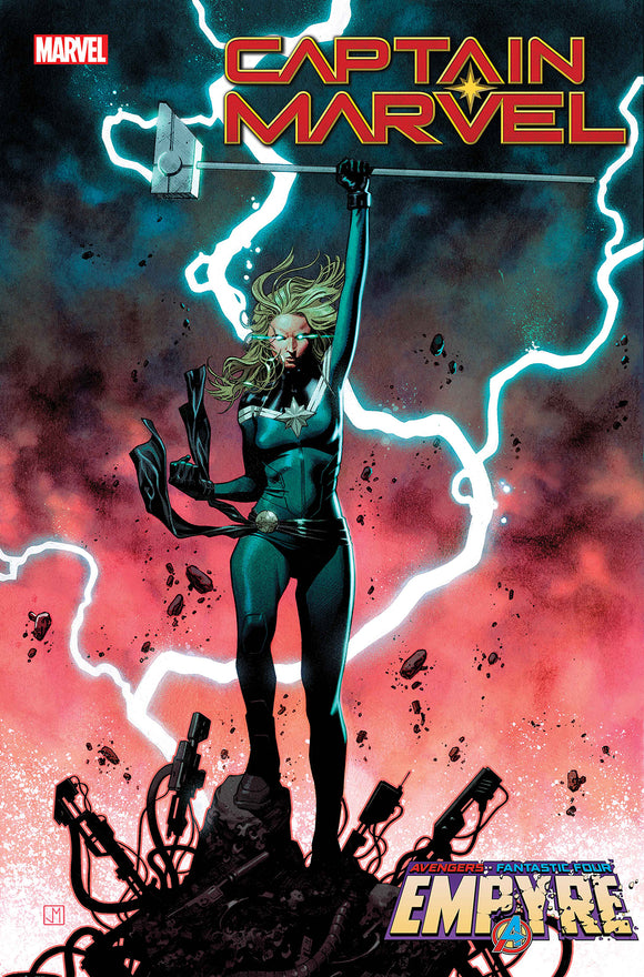 CAPTAIN MARVEL #18 EMP