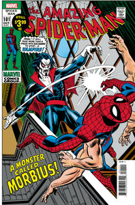 AMAZING SPIDER-MAN #101 FACSIMILE EDITION