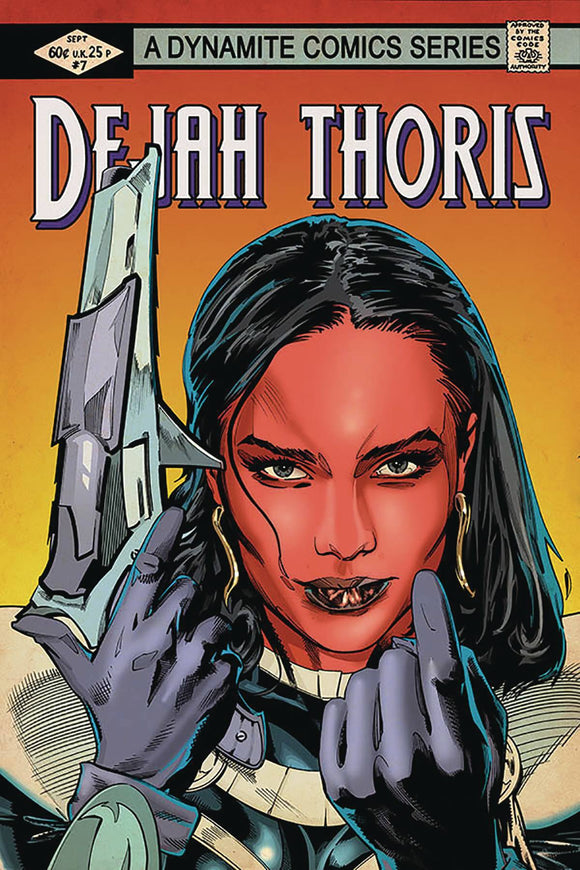 DEJAH THORIS (2019) #7 CVR D MOONEY HOMAGE