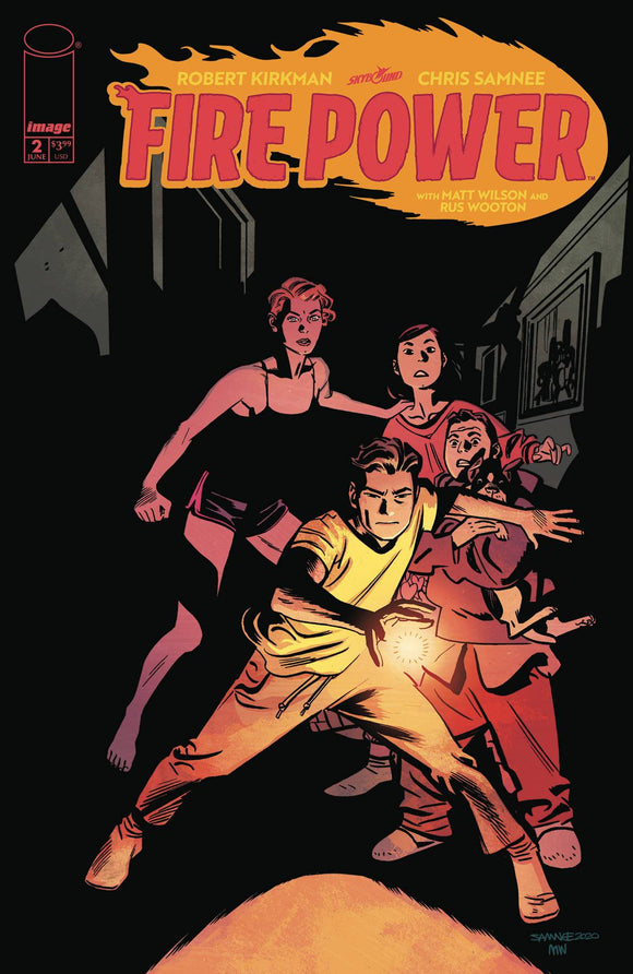 FIRE POWER BY KIRKMAN & SAMNEE #2 (RES)
