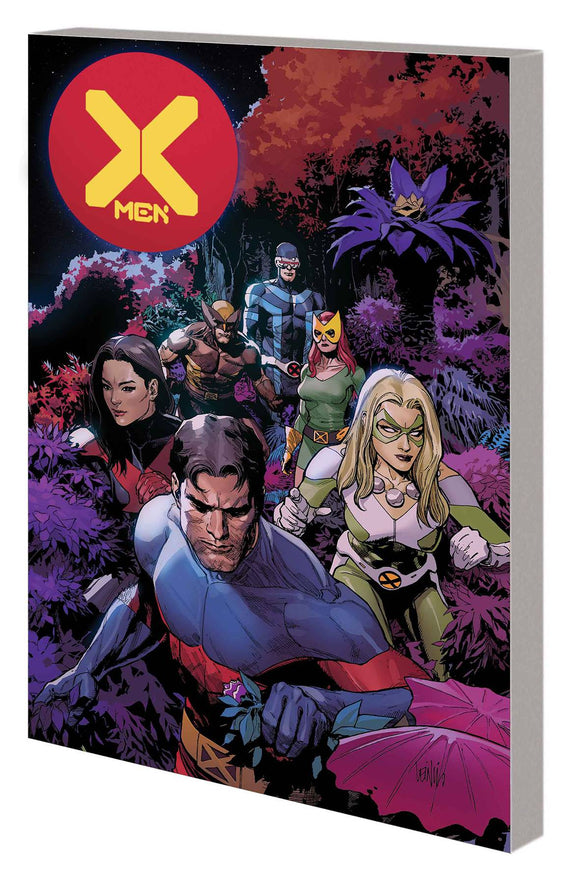 X-MEN BY JONATHAN HICKMAN TP VOL 02