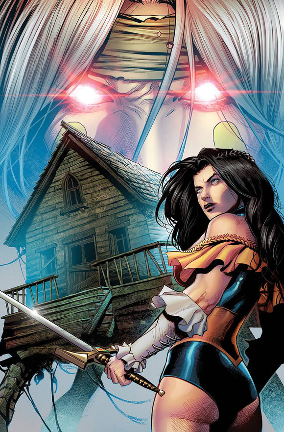 GRIMM FAIRY TALES #42 CVR A COCCOLO