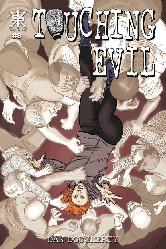 TOUCHING EVIL #8 (APR208564)