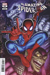 AMAZING SPIDER-MAN #50 ADAMS VAR LAST
