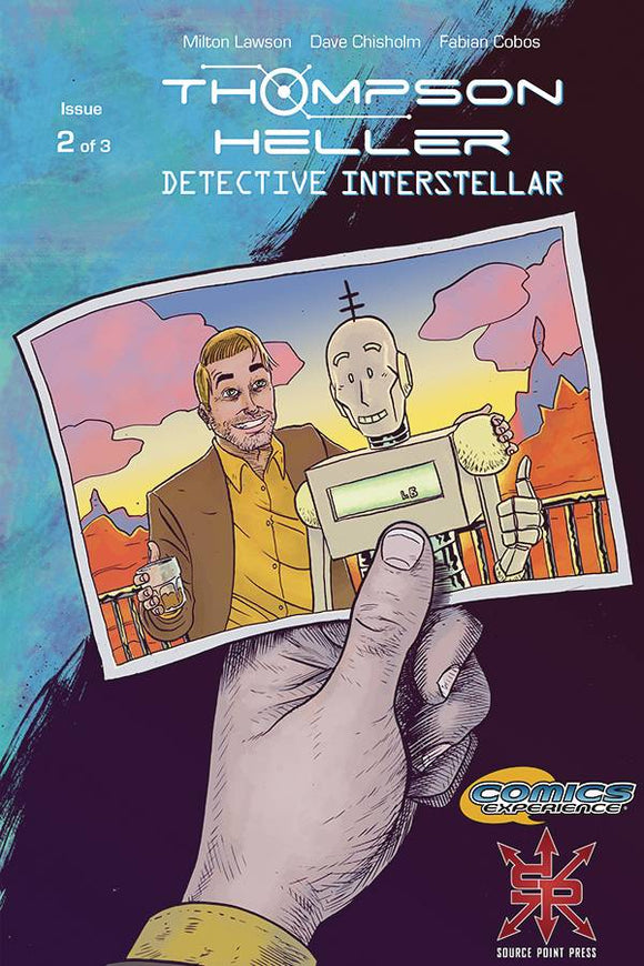 THOMPSON HELLER DETECTIVE INTERSTELLAR #2 (OF 3)