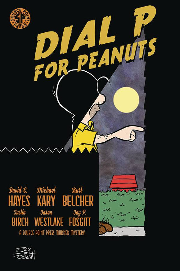 DIAL P FOR PEANUTS GN